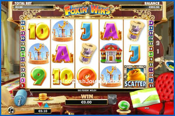 NextGen Gaming Slots Foxin Wins